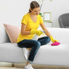 How cleaning your furniture helps prevent the spread of COVID-19